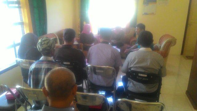 Pertemuan Koordinasi di Kabupaten Bima