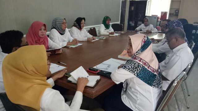 Rapat Persiapan Pelaksanaan Roadshow TanCabGas di Pulau Sumbawa